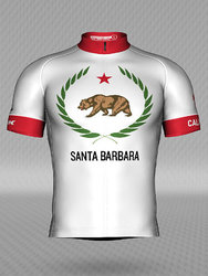 Bicycle Bob's California Bear Women's Jersey