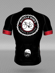 Bicycle Bob's Chain Logo Men's Jersey