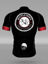 Bicycle Bob's Chain Logo Women's Jersey