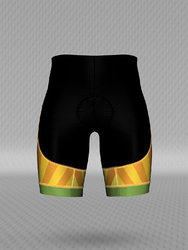 Bicycle Bob's Santa Barbara Sunburst Women's Shorts