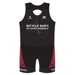 Bicycle Bob's Elevate Tri Men's Skinsuit