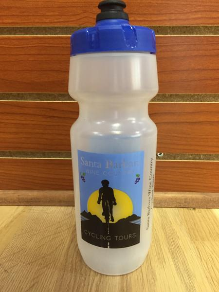 Dr. J's Bicycle Shop SB Cycling Tours Water Bottle