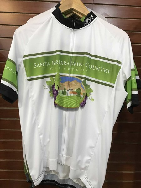 Dr. J's Bicycle Shop Wine Country Cycling Tours Jersey