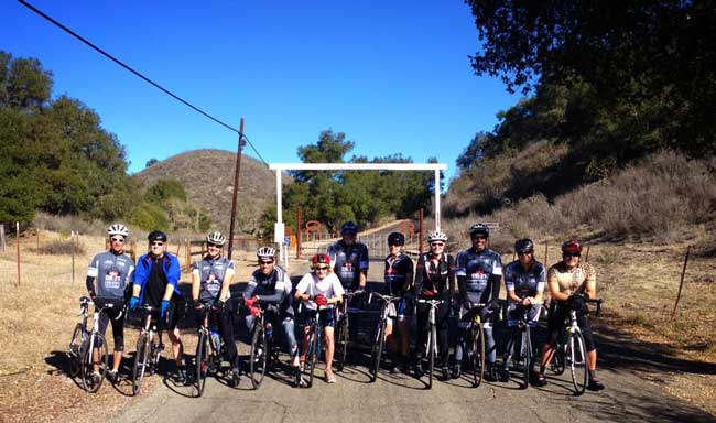 Saturday SYVCC 'B' Group Ride
