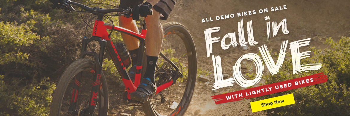 Demo Bikes on Sale!
