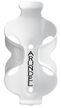 Arundel Dave-O Carbon Cage Color: Wet White