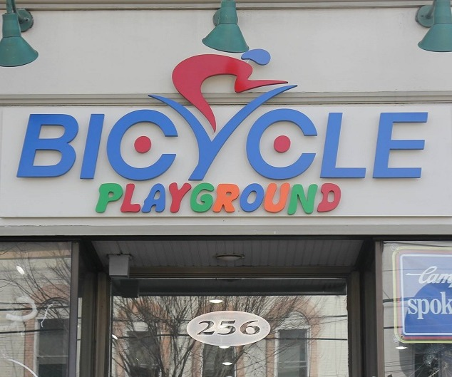 Bicycle Playground - Huntington, New York
