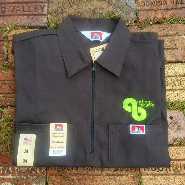 Athens Bicycle (Ben Davis) Work Shirt