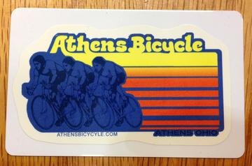Athens Bicycle Gift Cards