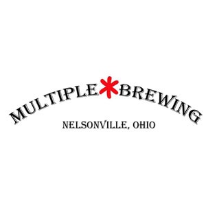 Multiple Brewing logo, Nelsonville, Ohio