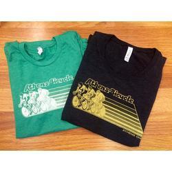 Athens Bicycle Women's Retro T-Shirt