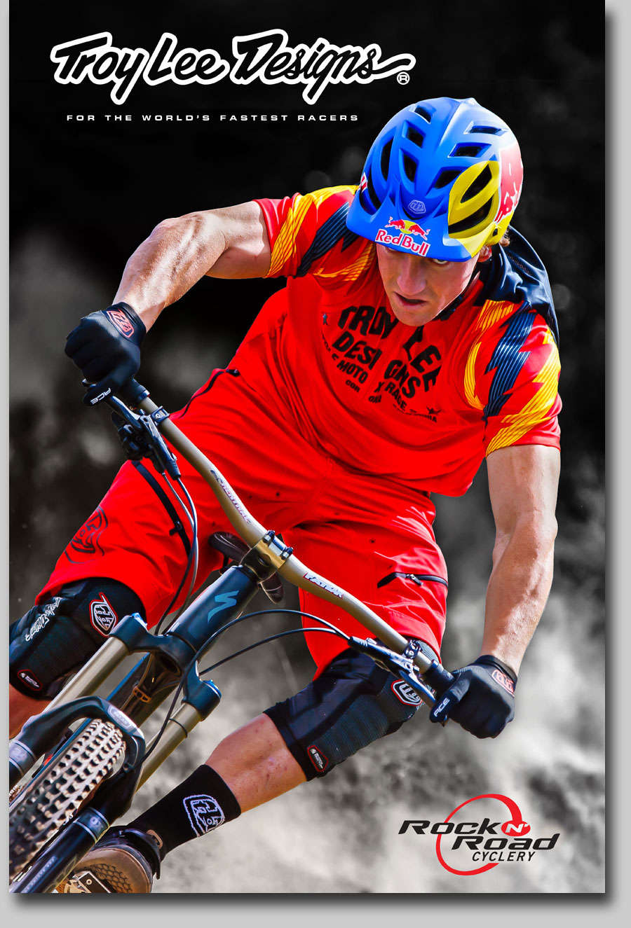 Troy Lee Designs Rock N Road Cyclery Orange County California