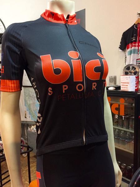 Bici Sport Bici Sport Women's Short Sleeve Corsa SL Jersey
