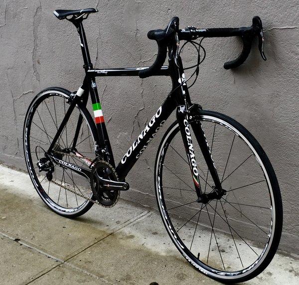 Colnago C60 Italia, Super Record, Racing 7 Wheels, 54sl (= 58cm)