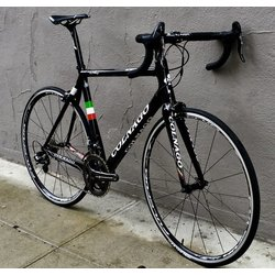 Colnago C60 Italia, Super Record, Racing 7 Wheels, 54sl (= 58cm)