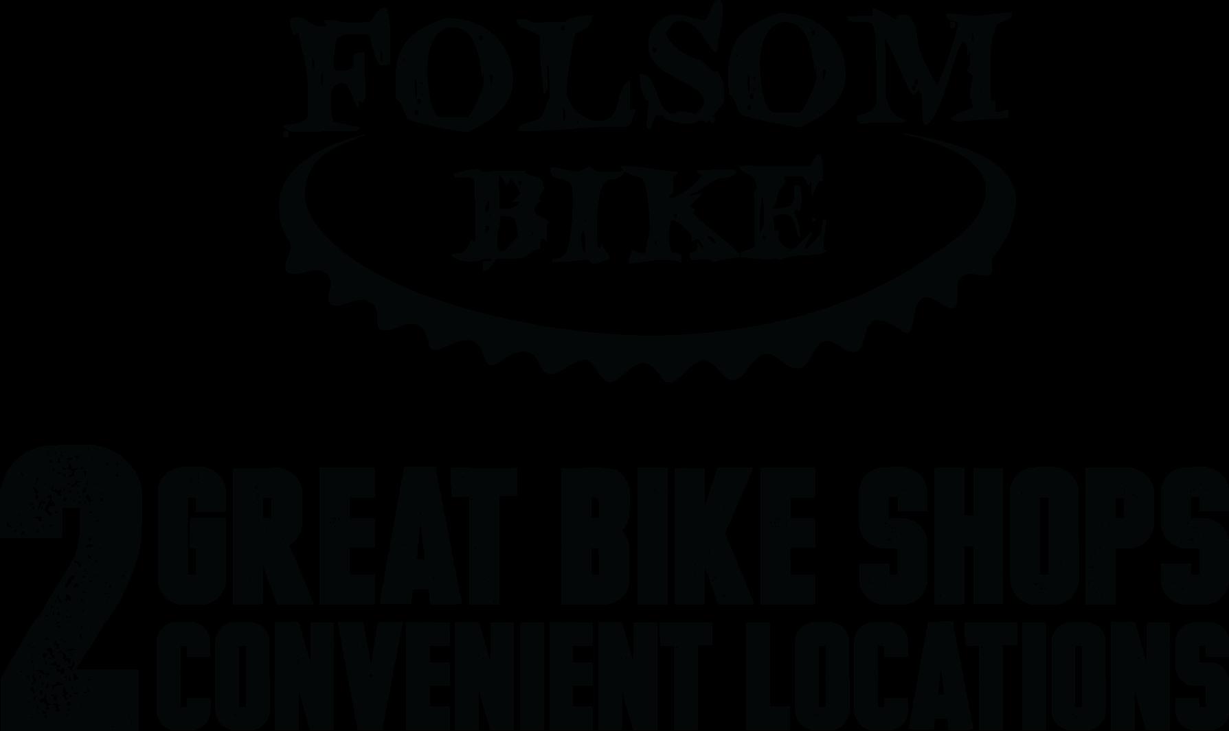 2 Great Bike Shops Black Logo