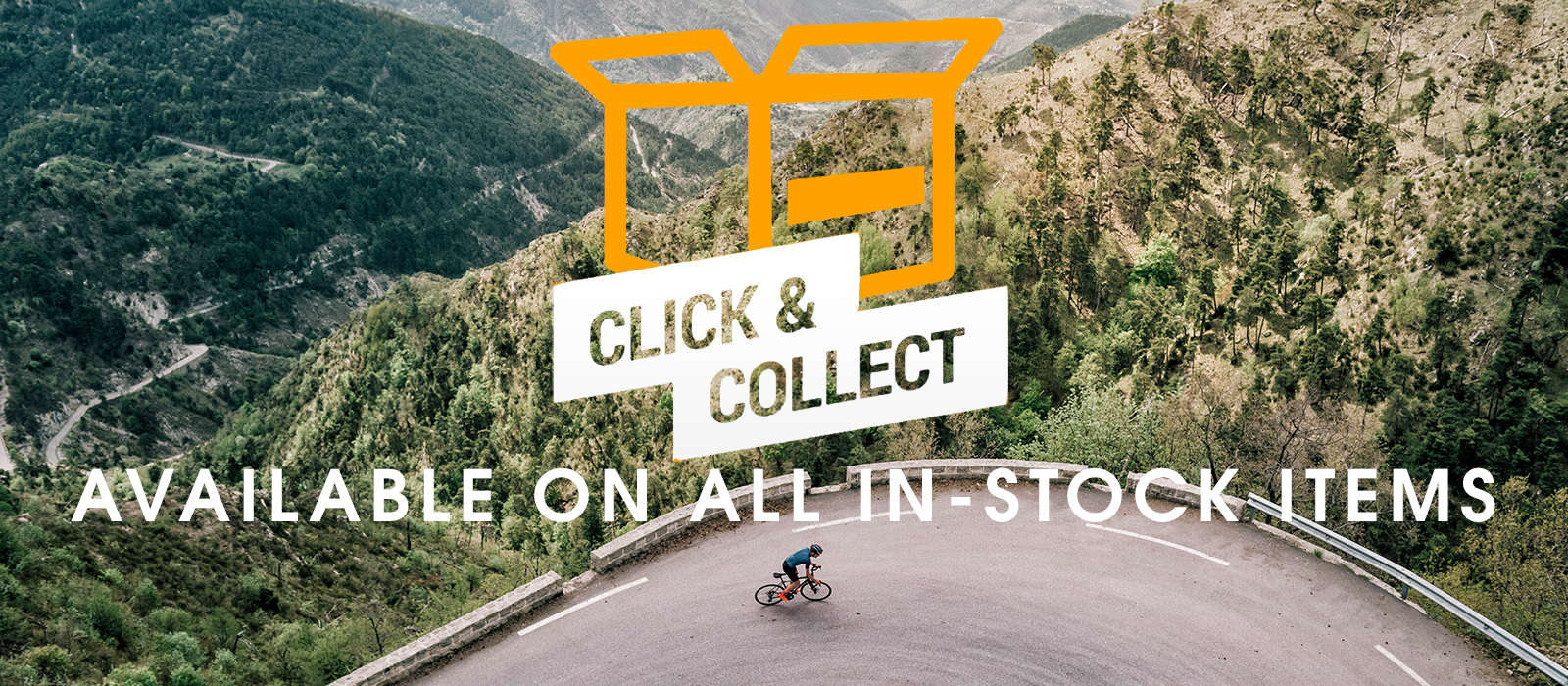 Click and Collect Available NOW