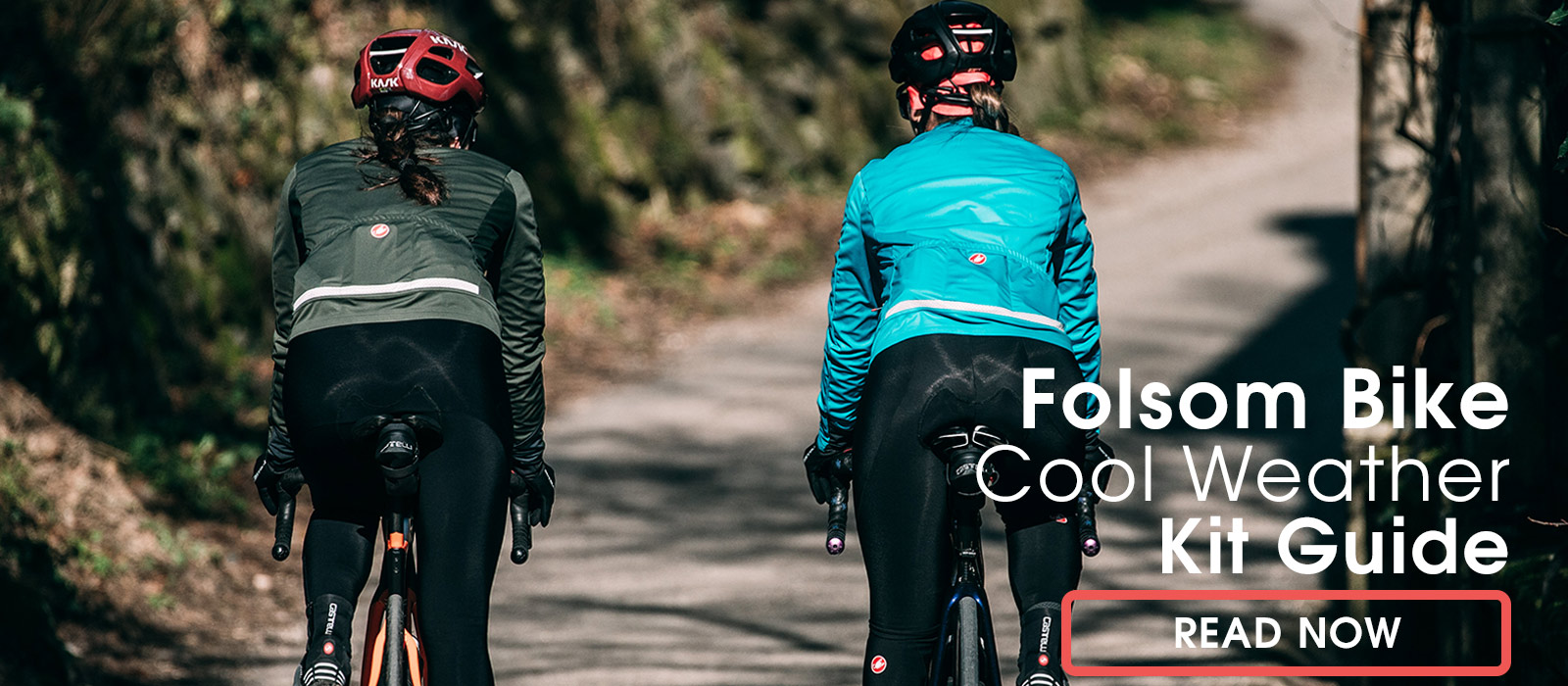 Cool weather cycling kit guide