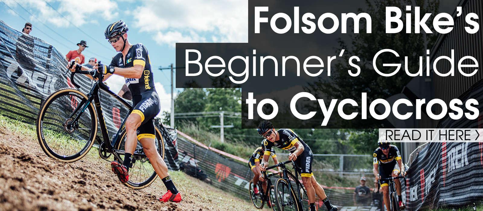 Cyclocross beginner's guide