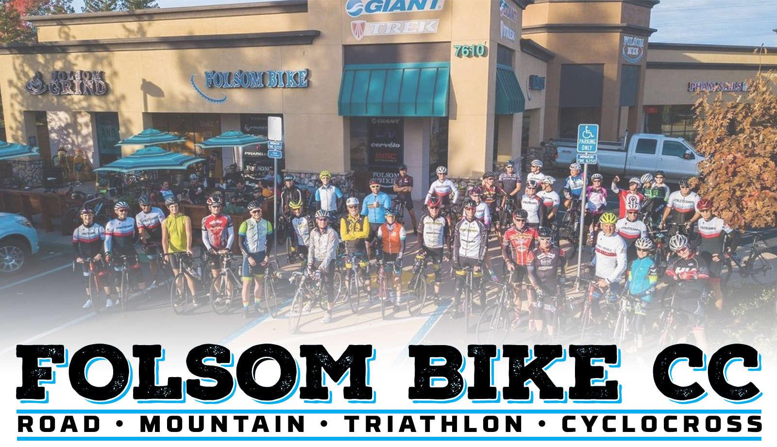 Folsom Bike Cycling Club