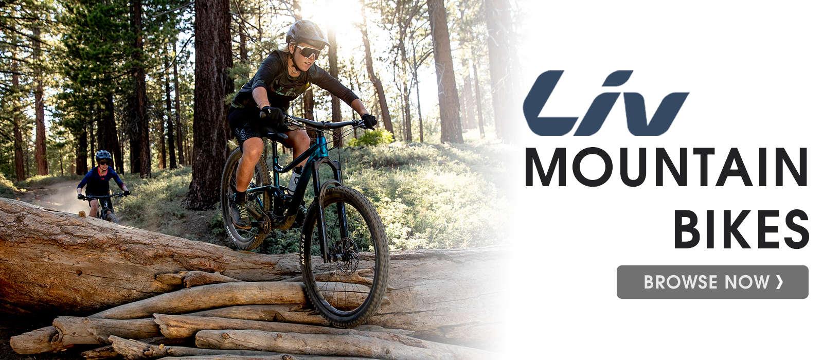 Liv Mountain Bikes