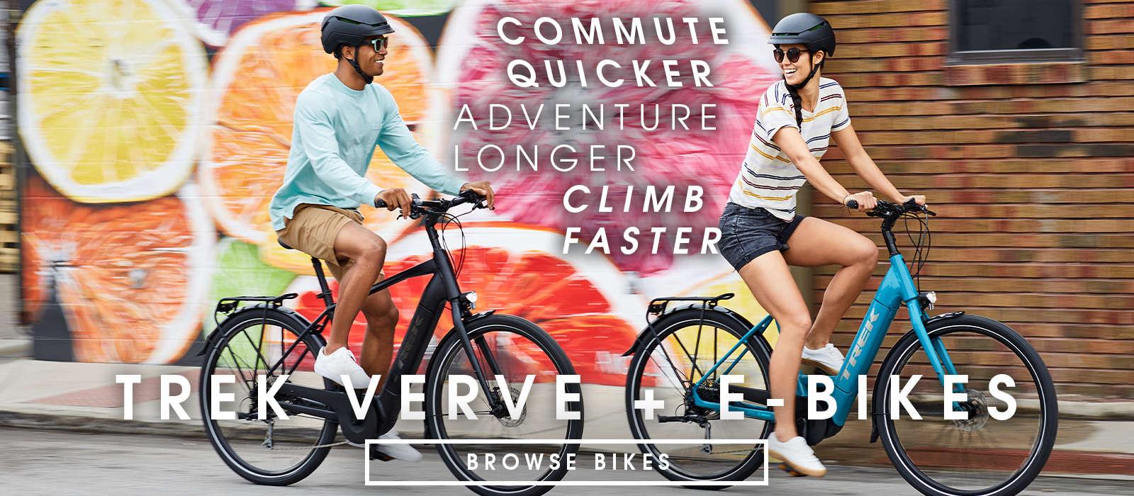 Trek Verve Bikes