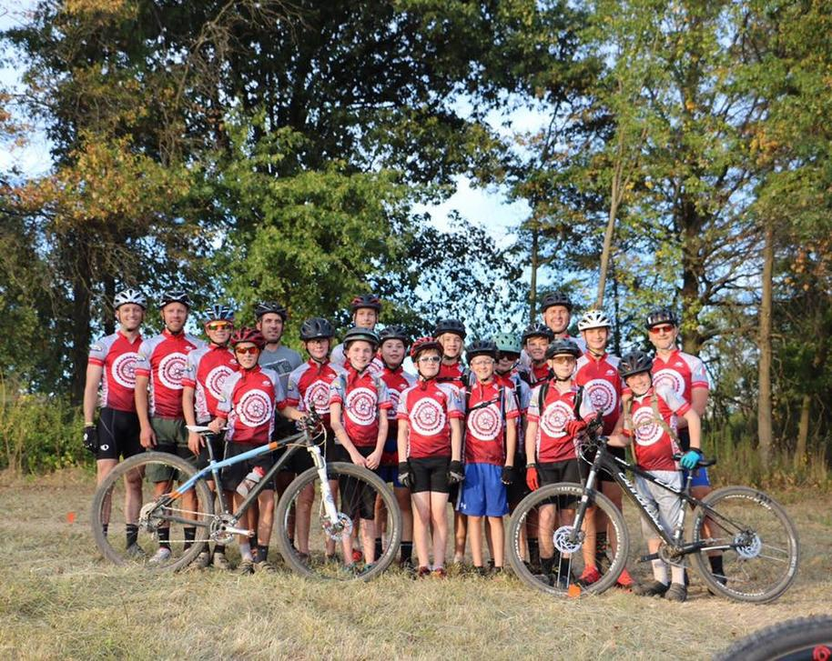 junior mountain biking team