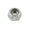 Kart 14mm Elastic Stop Nut - For most front spindles