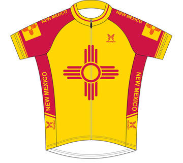 Shaversport New Mexico Jersey