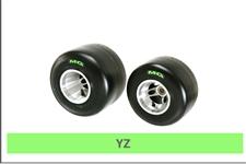 MG YZ(Green) Kart Tires