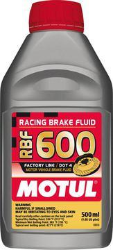 Motul RBF 600 Brake Fluid