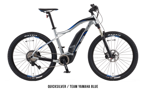 Yamaha Power Assist Bicycles YDX Torc