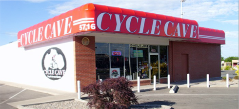 Cycle Cave Store