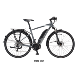 Yamaha Power Assist Bicycles Cross Connect