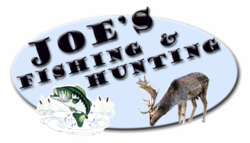Joe's Fishing & Hunting Logo