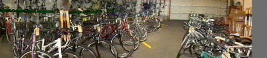 We can help you pick the perfect bicycle!