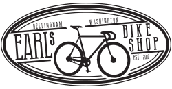 Earl's Bike Shop logo linking to homepage