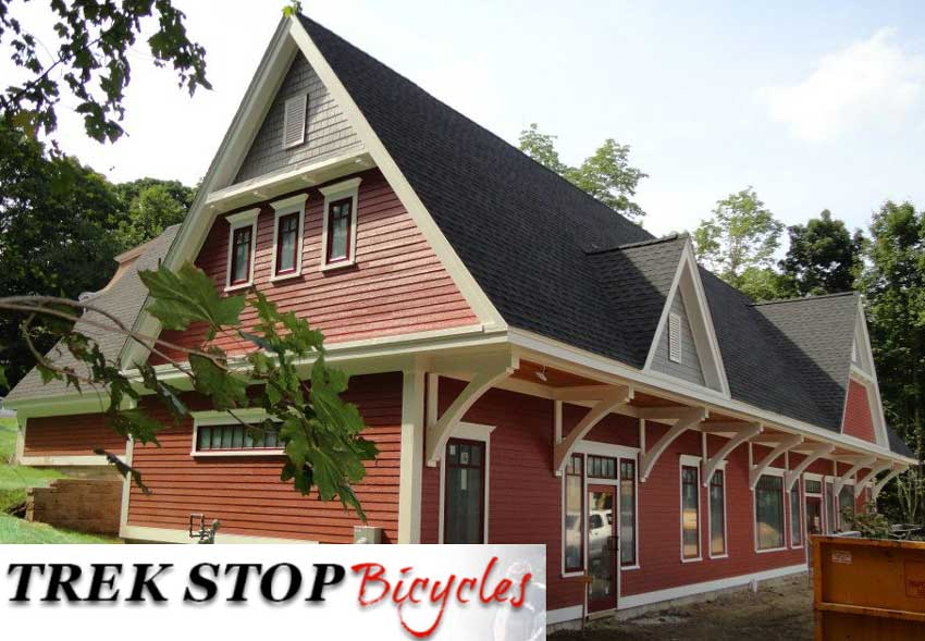 Trek Stop Bicycles 49 North Main Street North Grafton, MA 01536