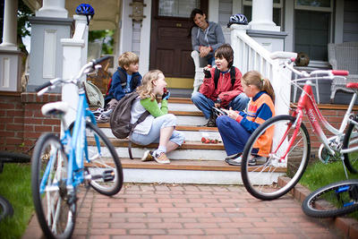 Our Trade-up program makes it easier to get a great kid's bike