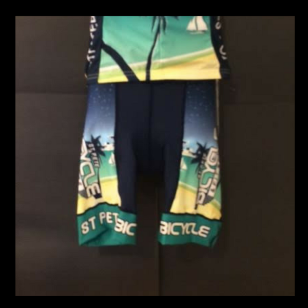St Pete Bicycle & Fitness St Pete Skyline W's Elite Power Short