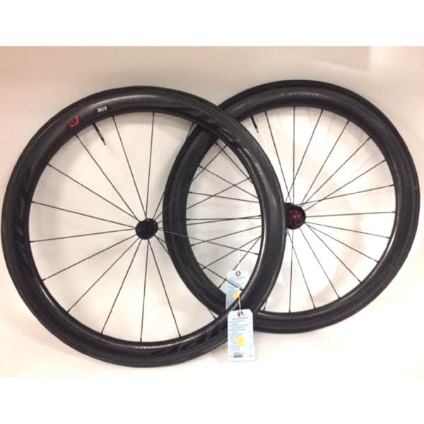 Zipp 303 Wheel set - Tires not included