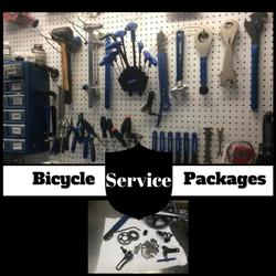 St Pete Bicycle & Fitness Silver Service Package