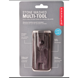 Kikkerland Stone Washed Multi-Tool with Screw Driver