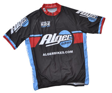 Sugoi Alger Bikes Jersey Women's