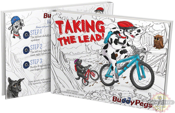 Buddy Pegs Taking the Lead Children's Book