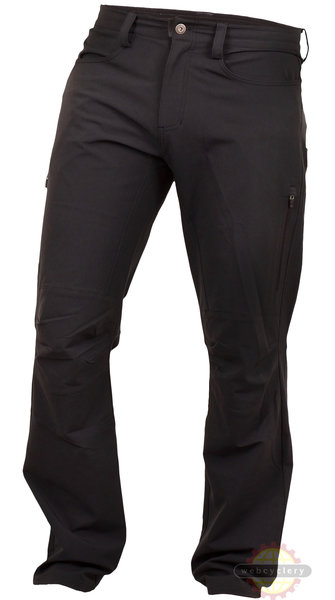Club Ride Revolution Pant Color: Raven