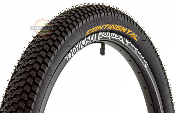 "Continental MacAskill Air King 24"" Tire"