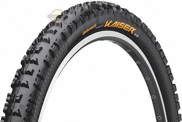 """Continental Der Kaiser 26"""" Tire"""