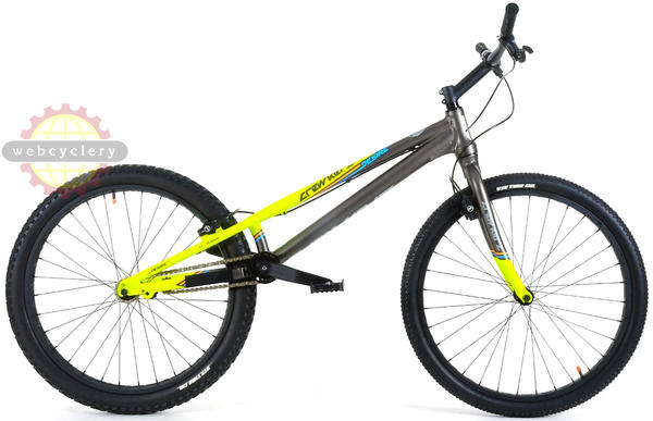 "Crewkerz Desire 26"" Bike"