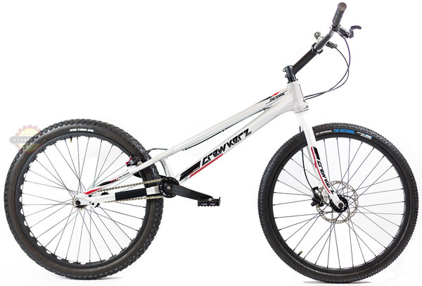 "Crewkerz Desire 26"" Bike"